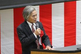守田氏の講演